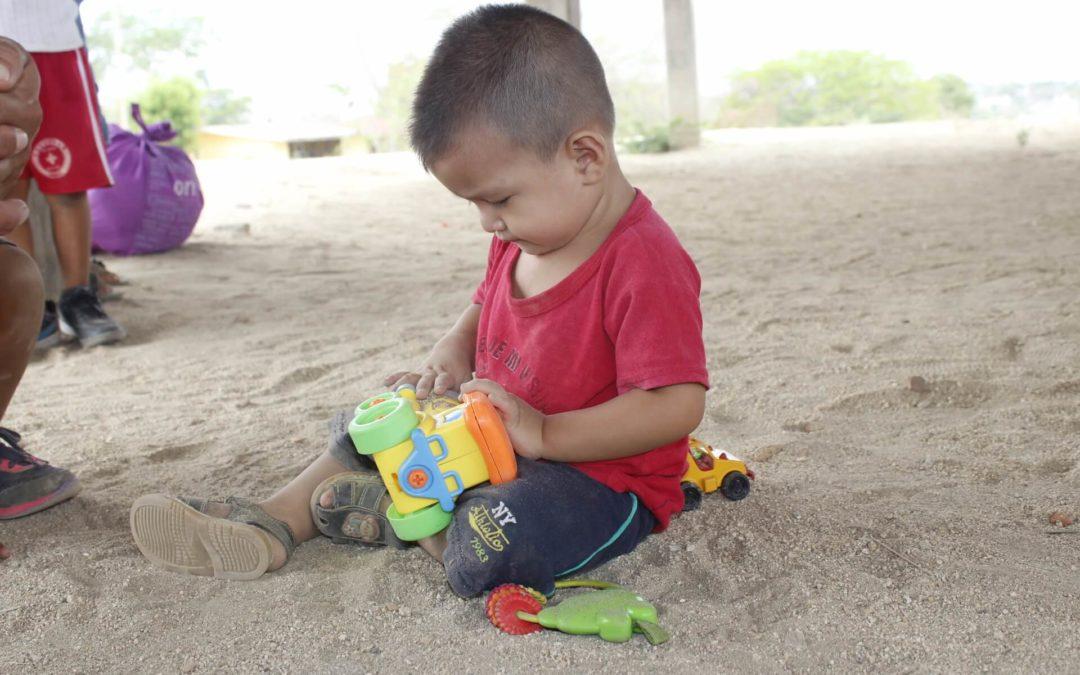 IMPORTANCIA DEL JUEGO EN EL DESARROLLO INFANTIL