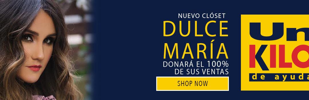 ¿Qué tienen en común Un Kilo de Ayuda, Trendier, Claudia Lizaldi y Dulce María?