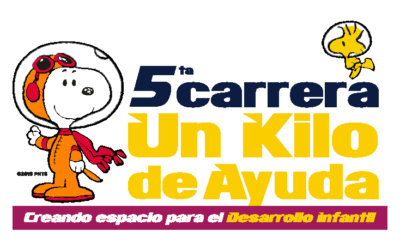 Carrera Snoopy Un Kilo de Ayuda