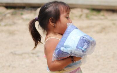 Primera Infancia: Fundación Gentera y Un Kilo de Ayuda