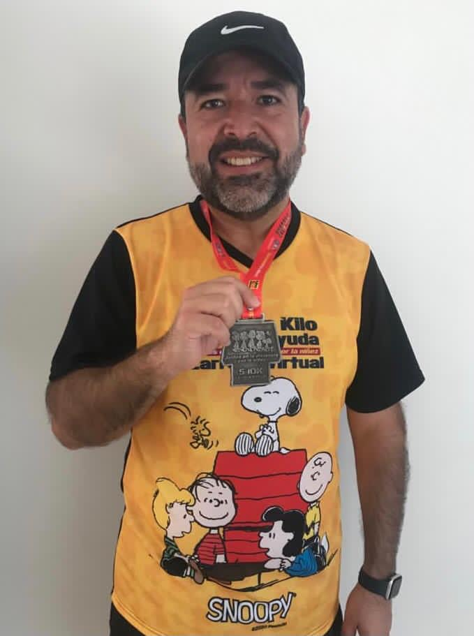 Carrera Virtual Un Kilo de Ayuda 26