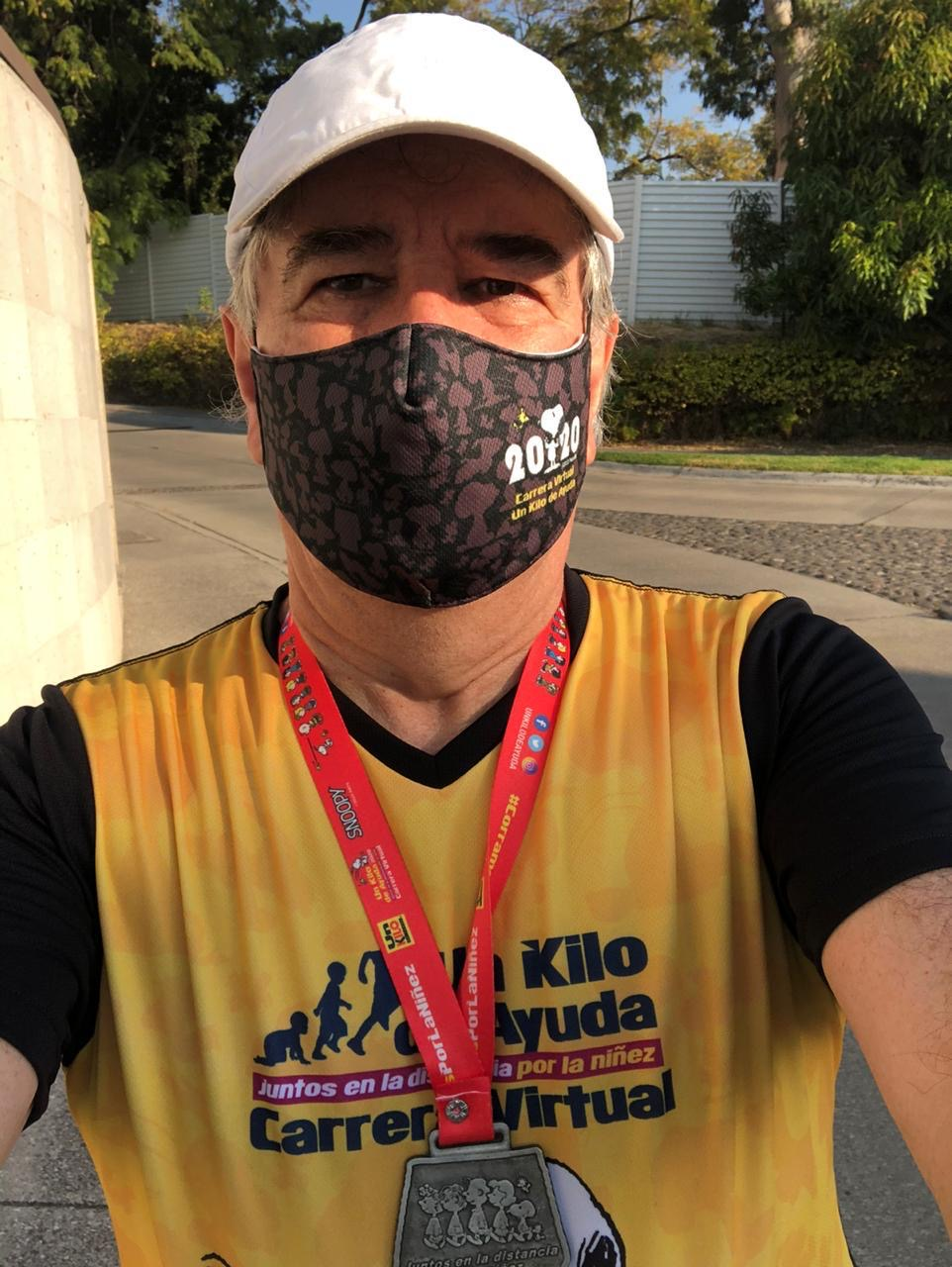 Carrera Virtual Un Kilo de Ayuda 36
