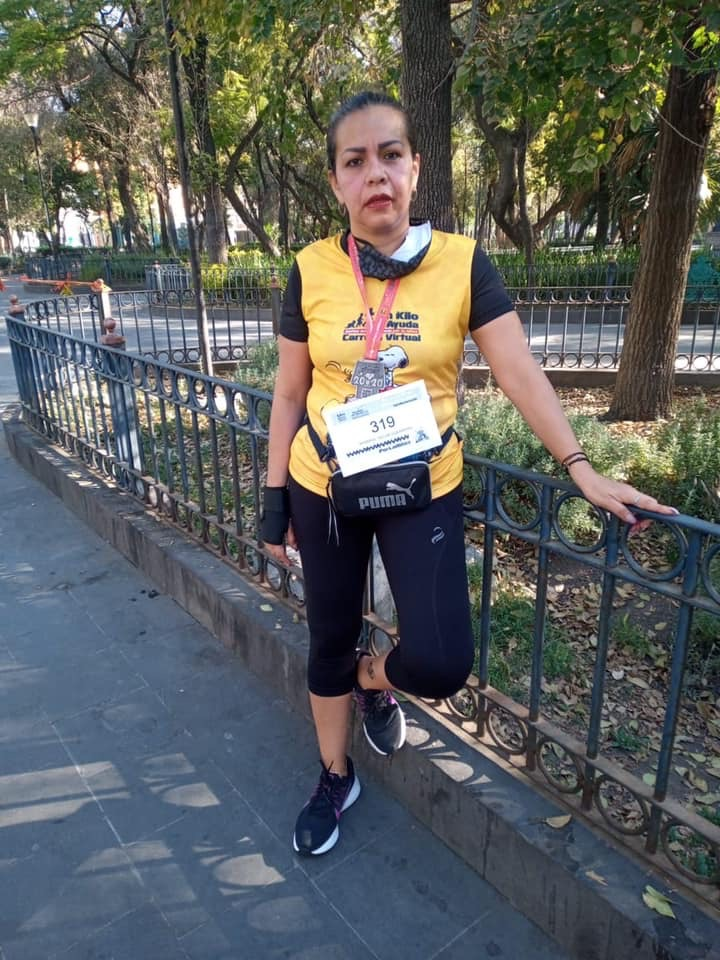 Carrera Virtual Un Kilo de Ayuda 44