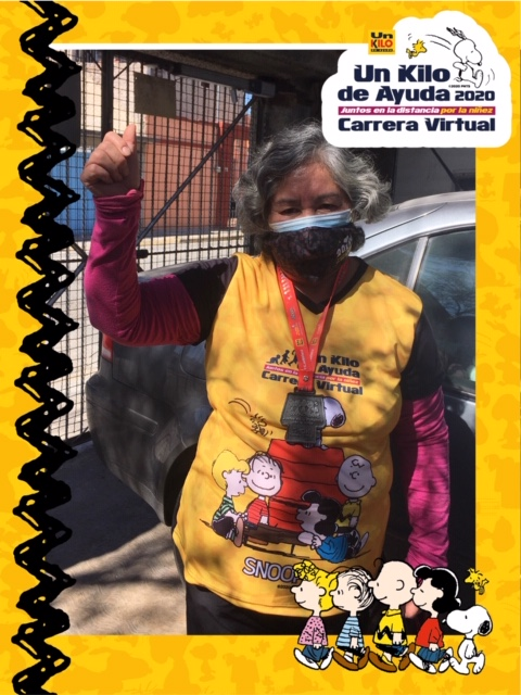 Carrera Virtual Un Kilo de Ayuda 57