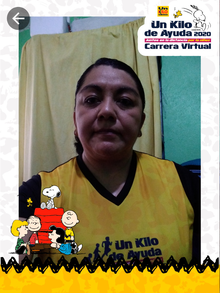 Carrera Virtual Un Kilo de Ayuda 62
