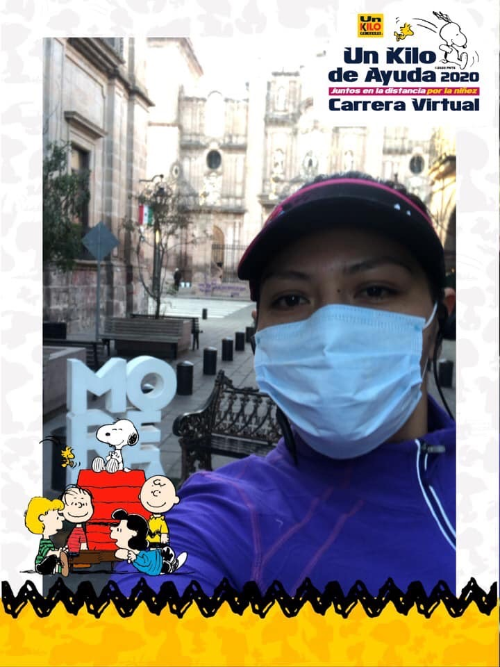 Carrera Virtual Un Kilo de Ayuda 63
