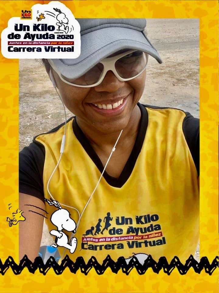 Carrera Virtual Un Kilo de Ayuda 67