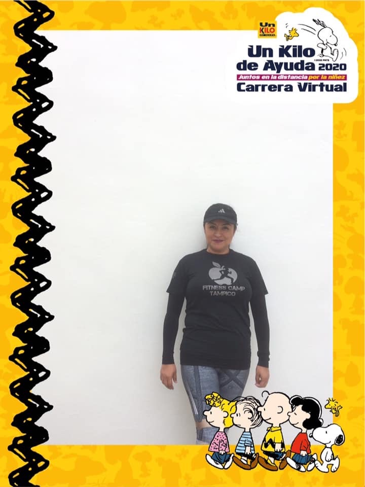 Carrera Virtual Un Kilo de Ayuda 71