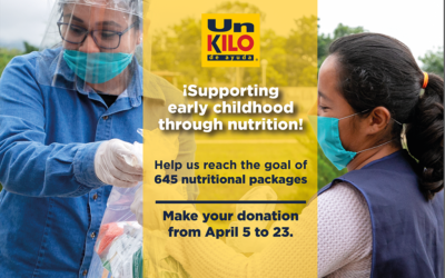 Supporting early childhood through nutrition