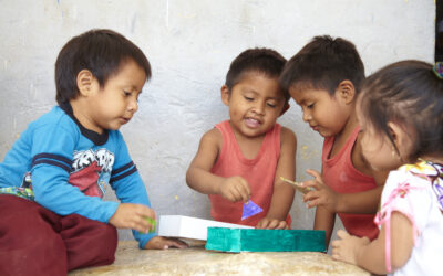Formas de ayudar a los niños de México