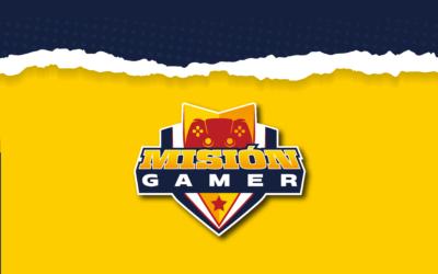 Misión Gamer – Torneo de Videojuegos con Causa