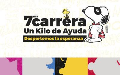 7ª Carrera Un Kilo de Ayuda – Snoopy